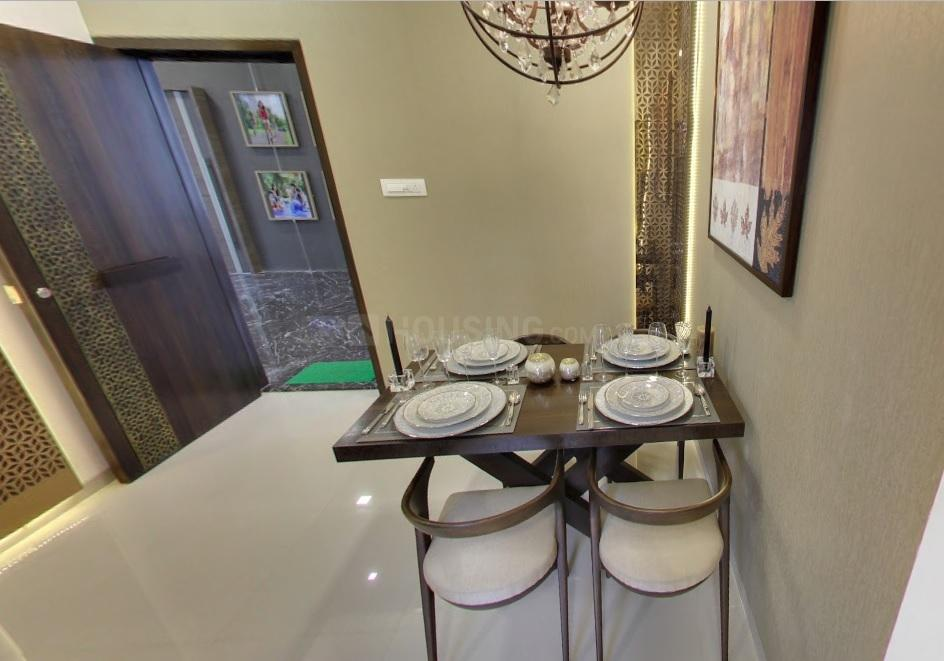 Living Room Image of 695 Sq.ft 1 BHK Apartment for rent in Mira Road East for 17000