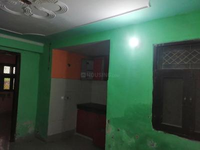 Gallery Cover Image of 410 Sq.ft 1 BHK Independent Floor for rent in Mahavir Enclave for 7000