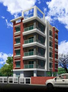 Gallery Cover Image of 1102 Sq.ft 3 BHK Apartment for buy in New Town for 4070000