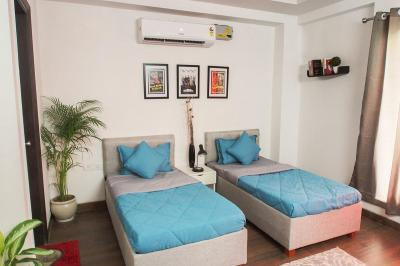 Bedroom Image of PG 6219248 Sector 43 in Sushant Lok I
