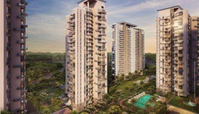 Gallery Cover Image of 1931 Sq.ft 3 BHK Apartment for rent in Sector 102 for 18000