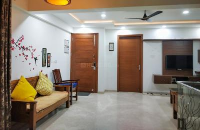 Gallery Cover Image of 1200 Sq.ft 4 BHK Apartment for rent in Indira Nagar for 110000