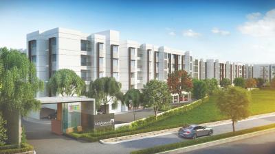 Gallery Cover Image of 1138 Sq.ft 2 BHK Apartment for buy in Korattur for 6600000