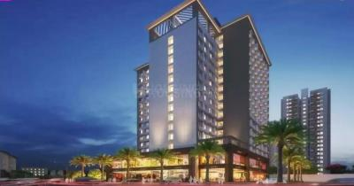 Gallery Cover Image of 275 Sq.ft 1 RK Apartment for buy in Vj Town Centre, Wakad for 2199000