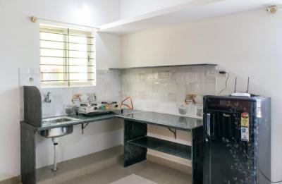Kitchen Image of Gowda Nest 5 in Hebbal