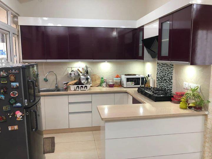 Kitchen Image of 1257 Sq.ft 3 BHK Independent House for buy in Yelahanka for 6900000