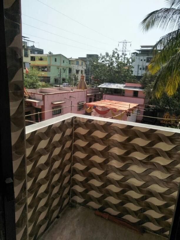 Bedroom Image of 550 Sq.ft 1 BHK Apartment for rent in Kalyan East for 9000