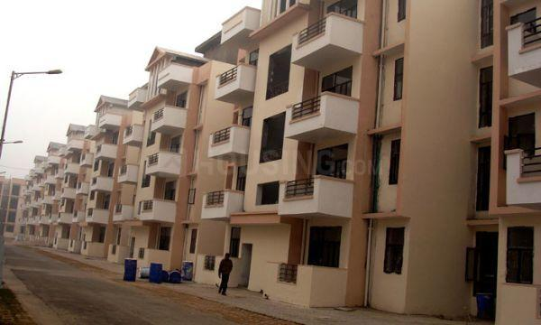 Building Image of 1066 Sq.ft 3 BHK Independent Floor for rent in SRS Pearl Floors, Sector 88 for 9000