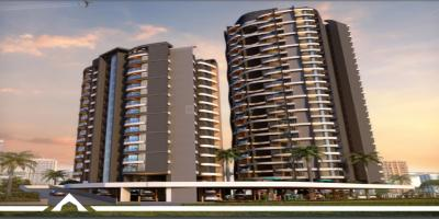 Gallery Cover Image of 1207 Sq.ft 3 BHK Apartment for buy in Kasarvadavali, Thane West for 13500000