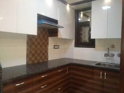 Gallery Cover Image of 550 Sq.ft 2 BHK Independent Floor for buy in Dwarka Mor for 2100000