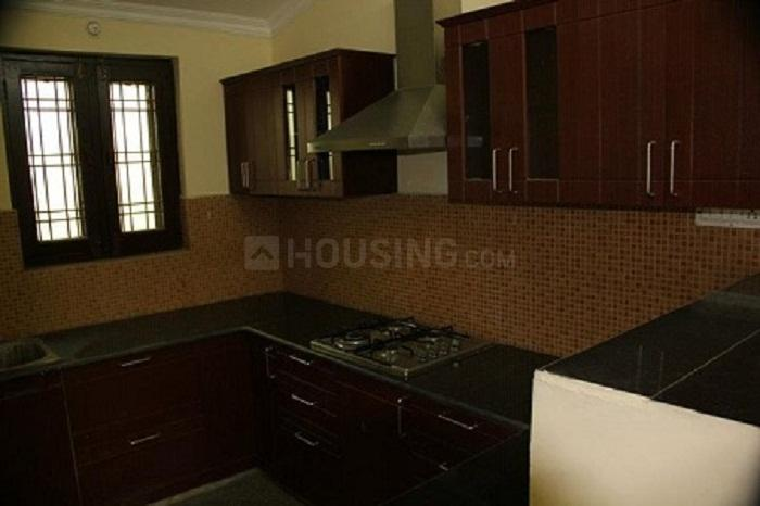 Kitchen Image of 1250 Sq.ft 2 BHK Independent House for buy in Indira Nagar for 3400000