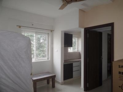 Gallery Cover Image of 500 Sq.ft 1 BHK Apartment for rent in Koramangala for 25000
