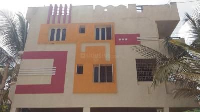 Gallery Cover Image of 500 Sq.ft 1 RK Independent Floor for rent in Hennur for 5800