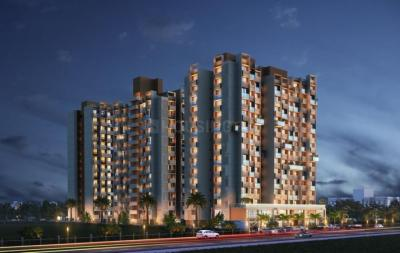 Gallery Cover Image of 1450 Sq.ft 3 BHK Apartment for rent in Kavisha Celebrations, Ghuma for 17000