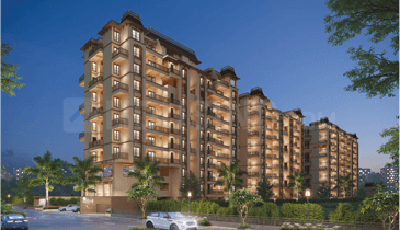 Gallery Cover Image of 617 Sq.ft 1 BHK Apartment for buy in Chikhali for 2600000