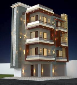 Gallery Cover Image of 920 Sq.ft 2 BHK Independent Floor for buy in Noida Extension for 2700000