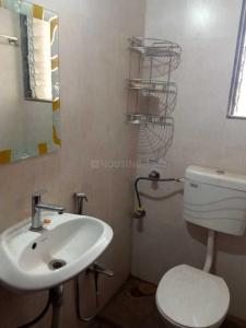 Common Bathroom Image of Comfort Accommodations in Kharghar