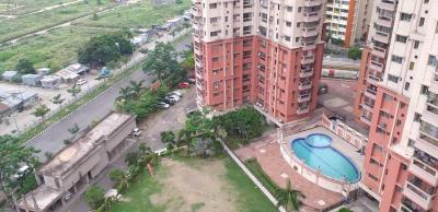 Gallery Cover Image of 1100 Sq.ft 2 BHK Apartment for rent in Hiland Woods, New Town for 15000