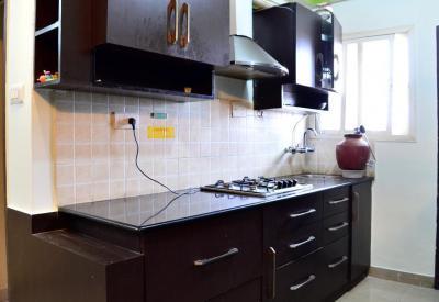 Kitchen Image of 3 Bhk In Balaji Pristine in Whitefield