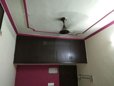 Gallery Cover Image of 450 Sq.ft 1 BHK Independent Floor for rent in Lado Sarai for 12500