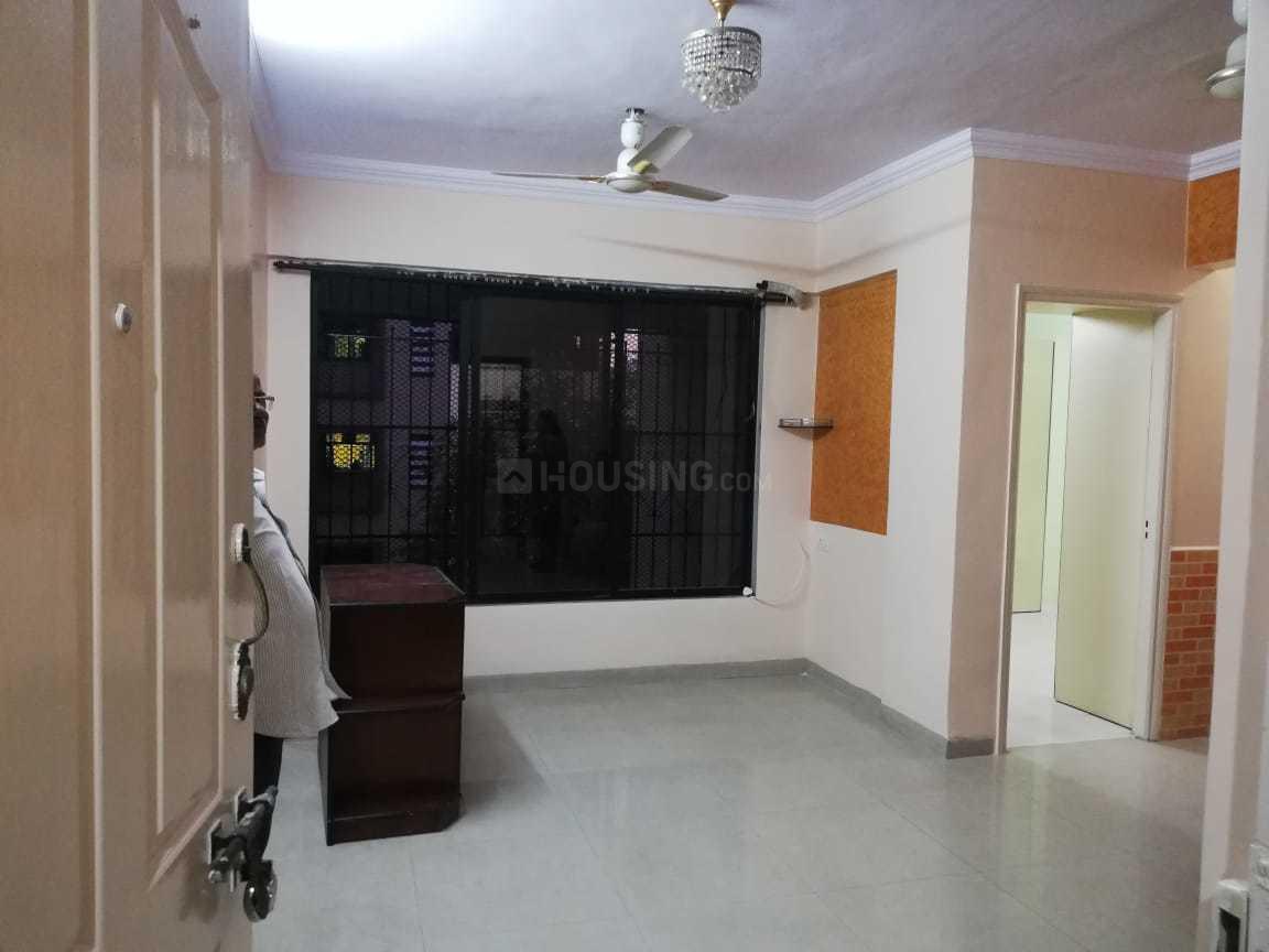 Living Room Image of 1150 Sq.ft 2 BHK Apartment for rent in Kopar Khairane for 40000