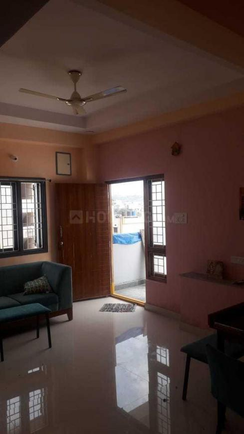 Living Room Image of 1000 Sq.ft 2 BHK Independent Floor for rent in Mallapur for 10000
