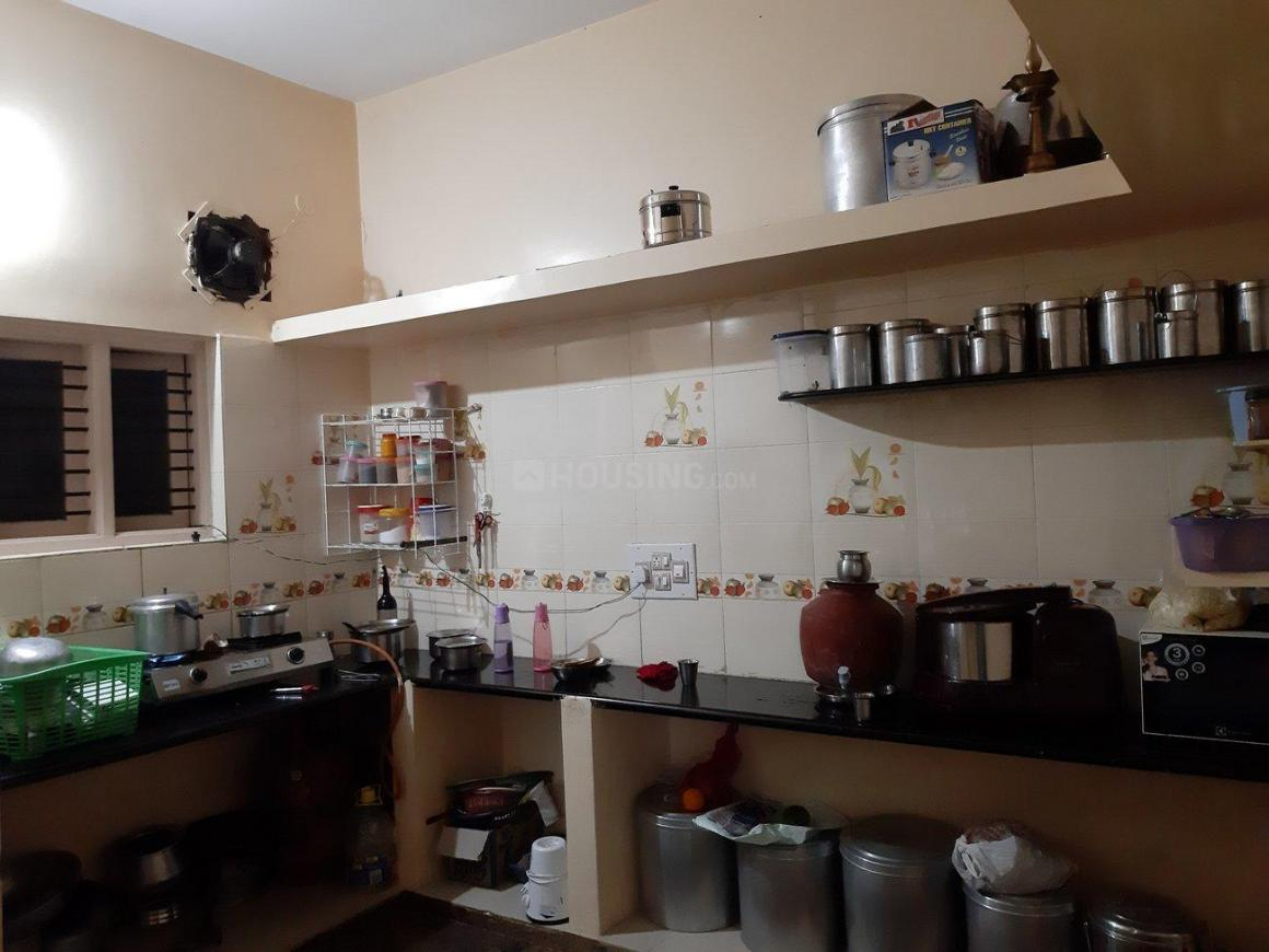 Kitchen Image of 1600 Sq.ft 2 BHK Independent Floor for rent in Chandapura for 12000