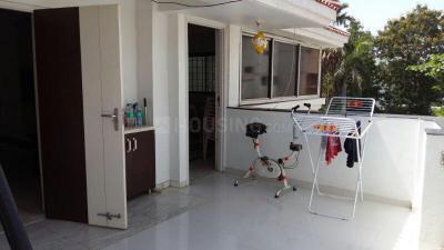 Balcony Image of PG Room For Boys in Naranpura