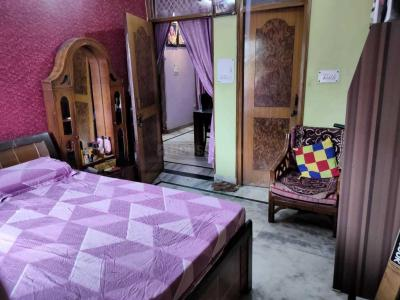 Gallery Cover Image of 600 Sq.ft 1 BHK Independent Floor for rent in Shalimar Garden for 6500