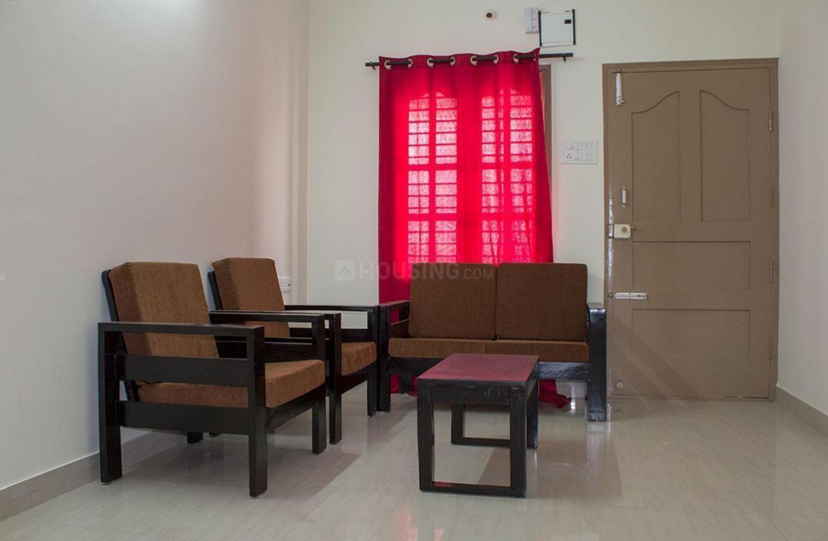 Living Room Image of Girls PG in Sanjaynagar