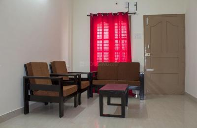 Living Room Image of Girls PG in Sanjaynagar