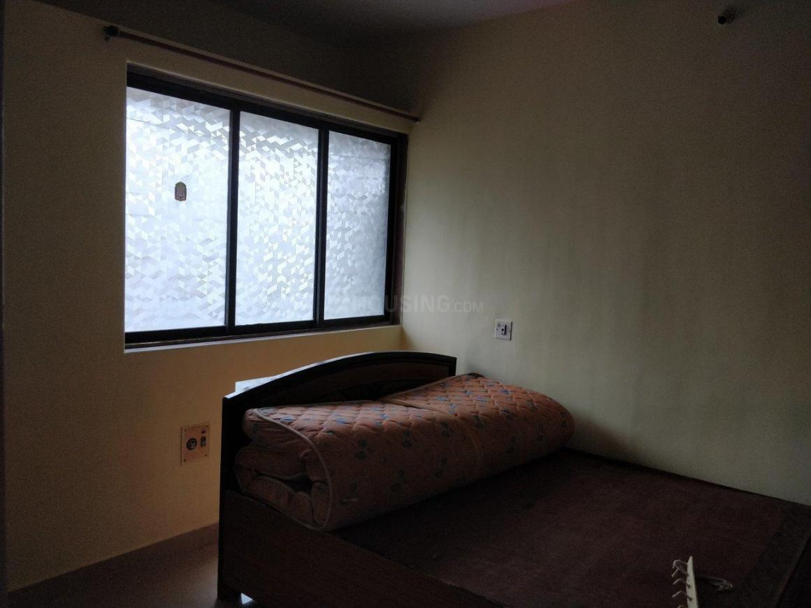 Bedroom Image of 600 Sq.ft 1 BHK Apartment for rent in Ghodbander for 16500