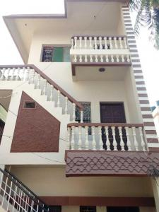 Gallery Cover Image of 900 Sq.ft 1 BHK Independent Floor for rent in Lingarajapuram for 13000