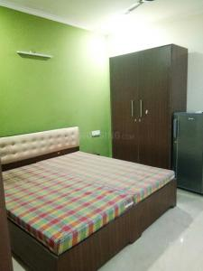 Gallery Cover Image of 540 Sq.ft 1 RK Independent Floor for rent in Sector 49 for 12000