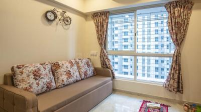 Gallery Cover Image of 990 Sq.ft 2 BHK Apartment for rent in Lodha Amara Tower 26 27 28 30 34 35, Thane West for 24000
