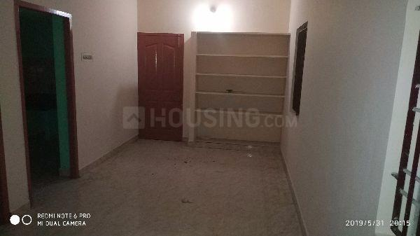 Living Room Image of 600 Sq.ft 1 BHK Independent House for rent in Kulattur for 8000