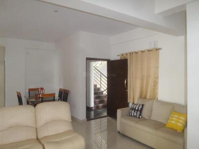 Gallery Cover Image of 1140 Sq.ft 3 BHK Apartment for rent in Kamala Nagar for 25000