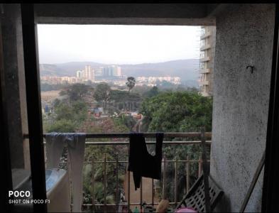 Balcony Image of Sadguru Complex 1 in Goregaon East