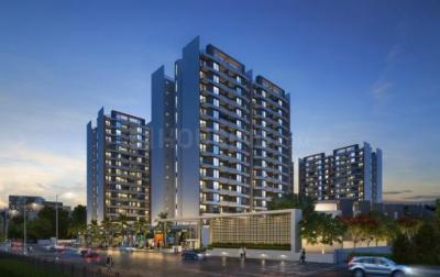 Gallery Cover Image of 645 Sq.ft 1 BHK Apartment for buy in Mantra Montana Phase 1, Dhanori for 2917000