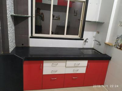 Gallery Cover Image of 600 Sq.ft 1 BHK Apartment for rent in Thakurli for 10000