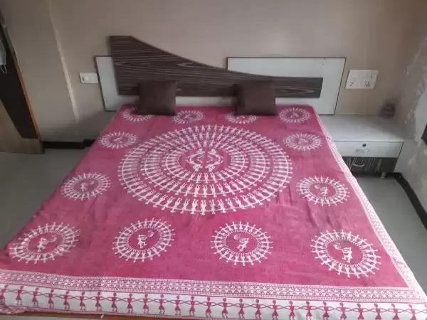 Bedroom Image of Girl PG in Ghatkopar West