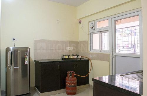 Kitchen Image of Flat No. B12 M J R Platina in Hongasandra