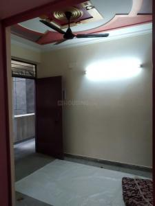 Gallery Cover Image of 450 Sq.ft 1 BHK Apartment for rent in Unitech Unihomes, Sector 117 for 6500