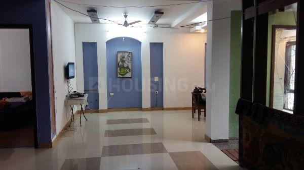 सेक्टर 59 में गुप्ता पीजी के हॉल की तस्वीर