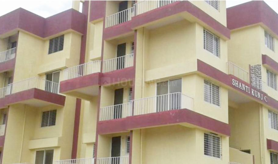 Building Image of 615 Sq.ft 1 BHK Apartment for rent in Undri for 9500
