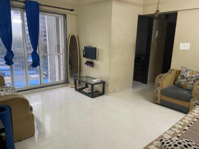 Hall Image of Private 1bhk Sharing In 3bhk Fully Furnished Flat Andheri West Male Flatmate Needed 15k in Andheri West