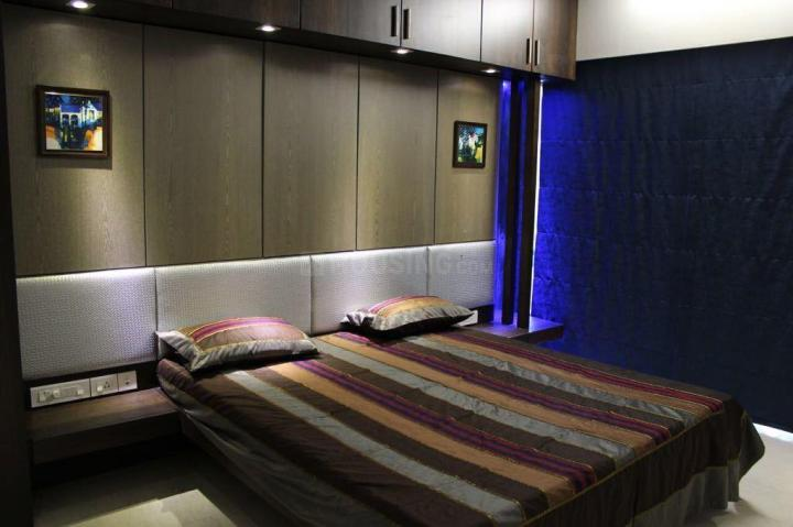 Bedroom Image of 4000 Sq.ft 4 BHK Apartment for rent in Kharghar for 110000