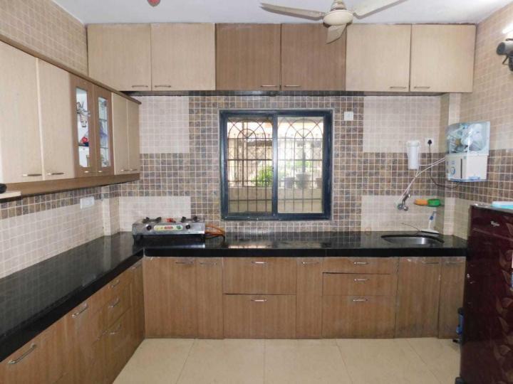 कॉपर खैरने में श्री कृष्ण पेइंग गेस्ट के किचन की तस्वीर
