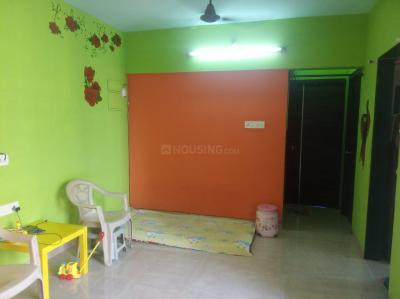 Gallery Cover Image of 920 Sq.ft 2 BHK Apartment for rent in Aagan CHS, Ghansoli for 22000