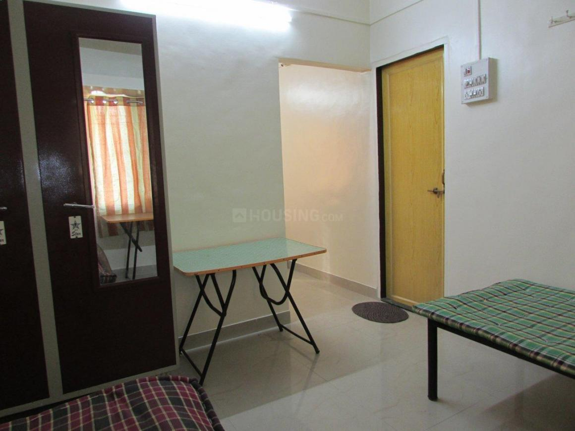 Bedroom Image of Chaitanya PG Services in Aundh